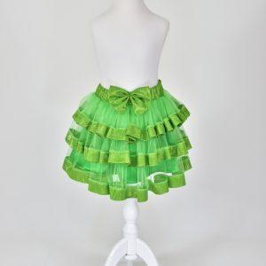 yeşil etek